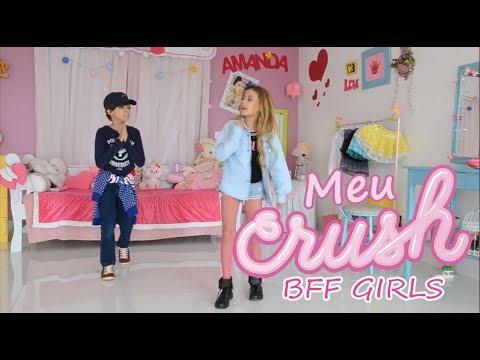 MEU CRUSH- BFF GIRLS (dublado)