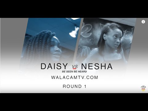 NEW Hip Roll Battle Daisy vs Nesha RD 1@ FINAL PHAZE /DA WARZONE