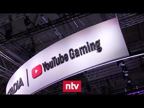Gamescom: Tech-Riesen drängen auf den Videospielemark ...