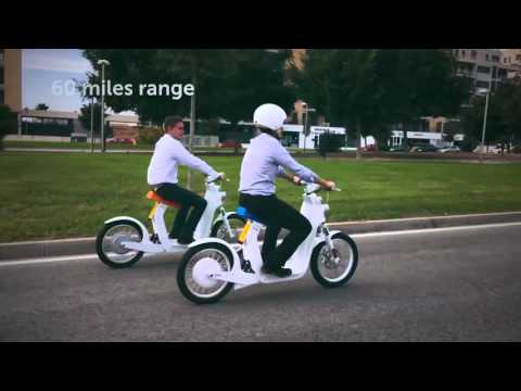 Xkuty Electric Bikes se muestra en Focus Innova Pyme 2015