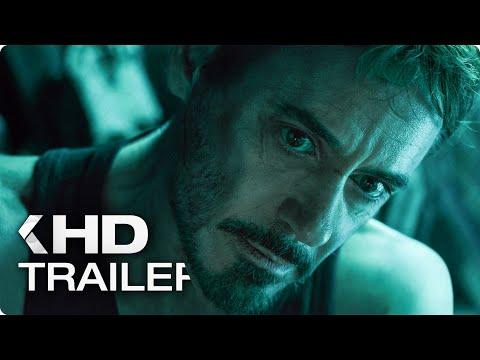AVENGERS 4: Endgame Trailer 2 (2019)