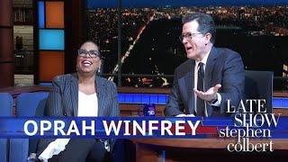 Video Oprah Winfrey Gets A Sign From God About 2020 MP3, 3GP, MP4, WEBM, AVI, FLV Juli 2018