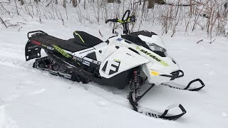 5. Behind The Scenes: 2018 Ski-Doo Freeride 137 850 E-TEC