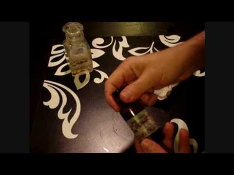 Como hacer un perfume