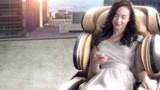OSIM uDivine App YouTube video