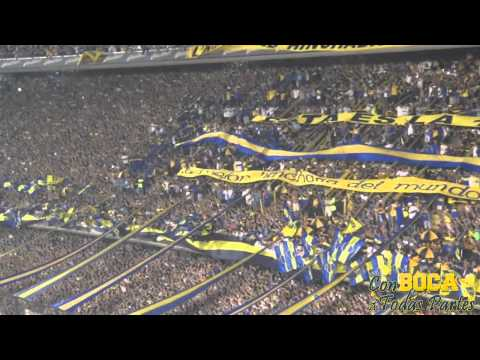 Video - Y las finales las miras por la tv - La 12 - Boca Juniors - Argentina