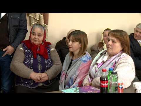 Президент посетил село Бужор Хынчештского района