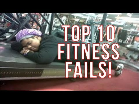 TOP 10 FITNESS FAILS OF 2018 - WORLDSTAR FAIL COMPILATION