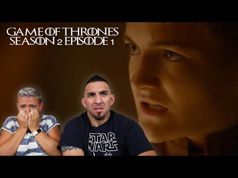 Game of Thrones Season 2 Episode 1 'The North Remembers' Premier REACTION!!