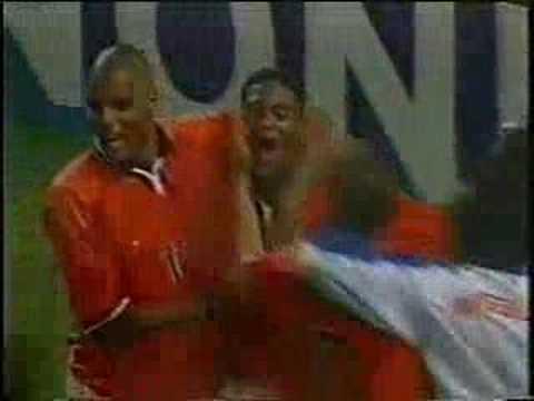 Brasil x Holanda Copa Do Mundo 1998 Semi Final