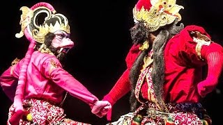 Javanese Dance Theatre (wayang wong), the story is taken from the Ramayana story. Indrajit became the commander in chief of the Alengka troop. He released ...