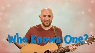 Who Knows One? – Learn the song