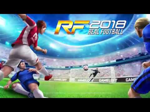 Real Football 2018 –  Android Mobile Game Trailer