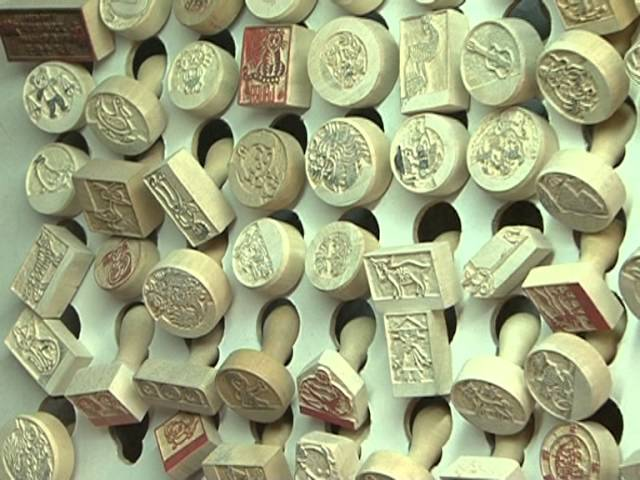 GNVN: Nghề khắc dấu gỗ Hà Nội - D.An