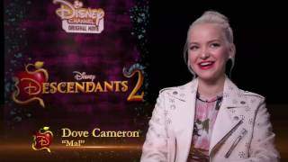 """Kara Saun gives an inside look at the colorful costumes of Disney Channel's """"Descendants 2."""" http://bit.ly/VarietySubscribe"""