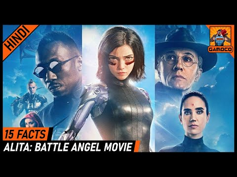 15 Awesome Alita: Battle Angel Movie Facts [Explained In Hindi] || Gamoco हिन्दी