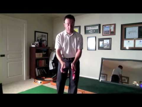 """The Golf Grip """"How to"""" by Martin Chuck, PGA – Inventor of the Tour Striker"""