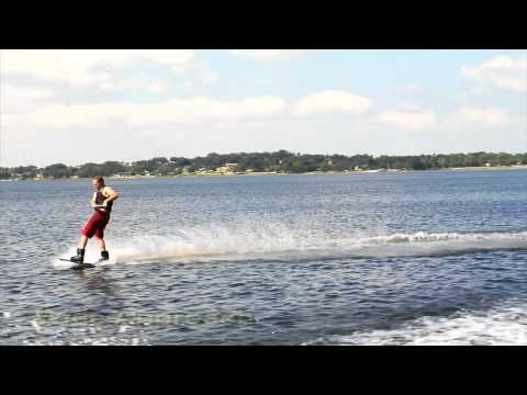 Wakeboard - Check out our website: http://www.learnwake.com/?ref=youtube This wakeboard instructional video will give you a unique look at how to do different types of h...