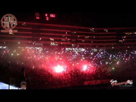TRINCHERA (U) NORTE - Noche Crema 2015 - Trinchera Norte - Universitario de Deportes
