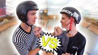 Video Cody Flom VS Tyler Chaffin - Game of V.A.U.L.T. │ The Vault Pro Scooters MP3, 3GP, MP4, WEBM, AVI, FLV Januari 2019