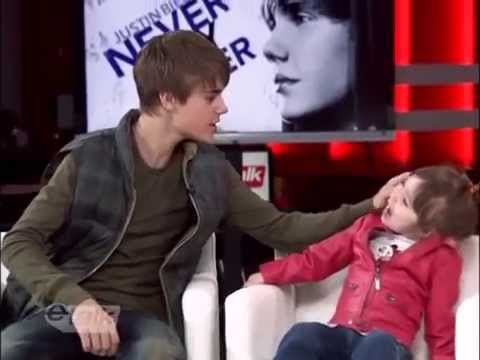 Video Justin Bieber and little sis Jazzy on etalk download in MP3, 3GP, MP4, WEBM, AVI, FLV January 2017