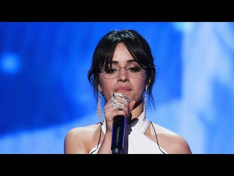 Camila Cabello Honors Dreamers & Gives TOUCHING Speech At 2018 Grammys