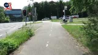 Bussum Netherlands  city photo : Bicycle Ride in Bussum (Netherlands)