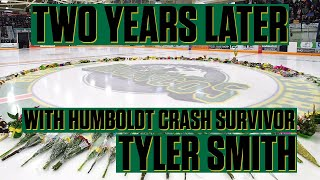 Humboldt Bus Crash Survivor Tyler Smith On The 2nd Anniversary by Sportsnet Canada