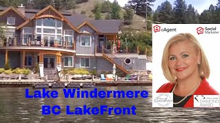 Invermere (BC) Canada  city photos : Lake Windermere in Invermere BC
