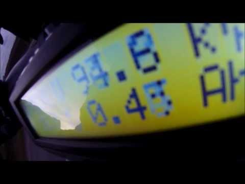 Crystalyte HS4080 106kph 99,5v 24S Lipo