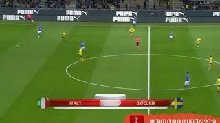 Video ITALIA VS SWEDIA || ITALIA GAGAL LOLOS PIALA DUNIA MP3, 3GP, MP4, WEBM, AVI, FLV November 2017