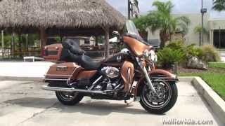 4. Used 2008 Harley Davidson Ultra Classic Electra Glide Motorcycles for sale  - Seminole, FL