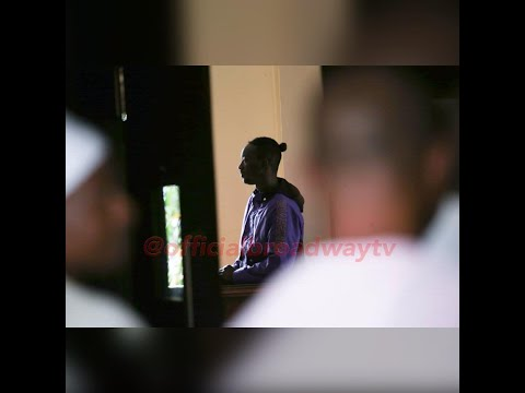 Exclusive: Dammy Krane In Court With Merry Bet
