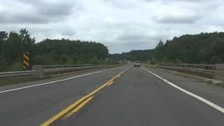 Kingston (NS) Canada  city images : Driving Nova Scotia Highway 101 - Avonport to Kingston