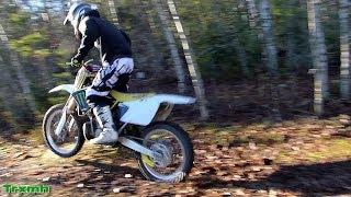 1. Suzuki RM 250 2-Stroke Test Ride
