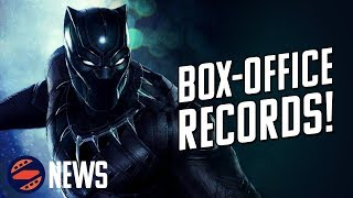 Black Panther Slashes Box Office Records - Charting with Dan! by Clevver Movies