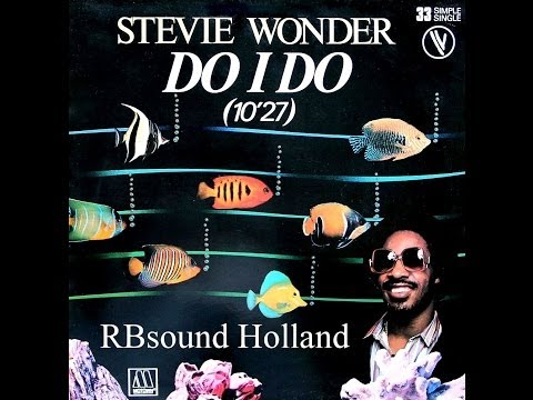 Stevie Wonder - Do I Do (1982) HQsound
