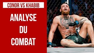 Download Video UFC 229 - CONOR McGREGOR VS KHABIB NURMAGOMEDOV : ANALYSE DU COMBAT MP3 3GP MP4