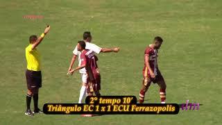 Video Placar Final 1ª Divisão - Triângulo EC 2 x 2 ECU Ferrazopolis - 27817 MP3, 3GP, MP4, WEBM, AVI, FLV Oktober 2017