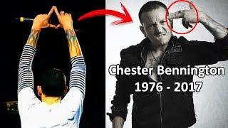 Chester Bennington, vocalista principal de Linkin Park, se ha suicidado, informa TMZ. El cantante se ahorcó en una residencia...