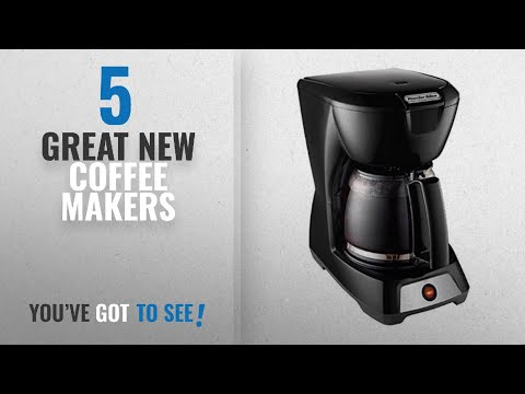 Top 10 Proctor Silex Coffee Makers [2018]: Proctor Silex 12-Cup Coffee Maker (43602)