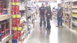 Temple (TX) United States  City pictures : Open carry Home Depot Temple Tx
