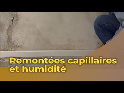 comment traiter l'humidité dans les murs