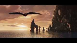 Video DreamWorks How To Train Your Dragon - Hiccup & Astrid - Romantic Flight Scene MP3, 3GP, MP4, WEBM, AVI, FLV Juli 2018