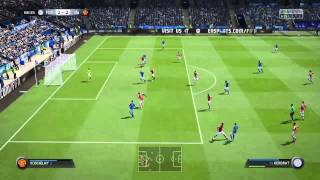 Christophe Kerbrat Great volley Goal FIFA 15 Gameplay