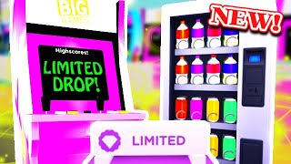 *New* LIMITED DROP UPDATE SODA & SALADS! | Roblox MY RESTAURANT!