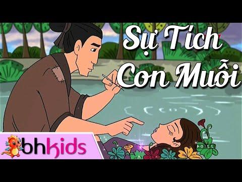 Sự Tích Con Muỗi - Phim Cổ Tích Việt Nam Hay [HD 1080p] - Thời lượng: 34:19.