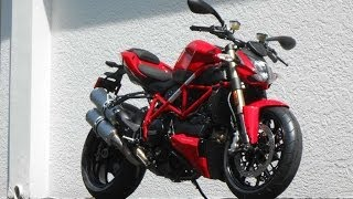 9. 2014 Ducati 848 Street Fighter Ride Video Gulf Coast Motorcycles, Ft. Myers, FL