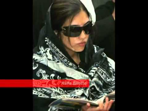 Asifa Bhutto nealry kills Asif Ali Zardari.flv