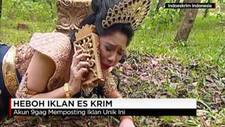 Video Viral! Heboh Iklan Es Krim MP3, 3GP, MP4, WEBM, AVI, FLV Februari 2018